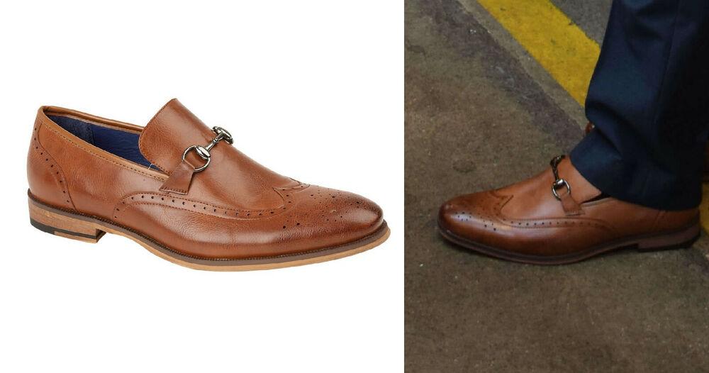 Amical Charles Southwell Derby Homme Chaussures Homme Slip On Formes Richelieu à Chaussures Tan Taille 7-12 Les Catalogues Seront EnvoyéS Sur Demande
