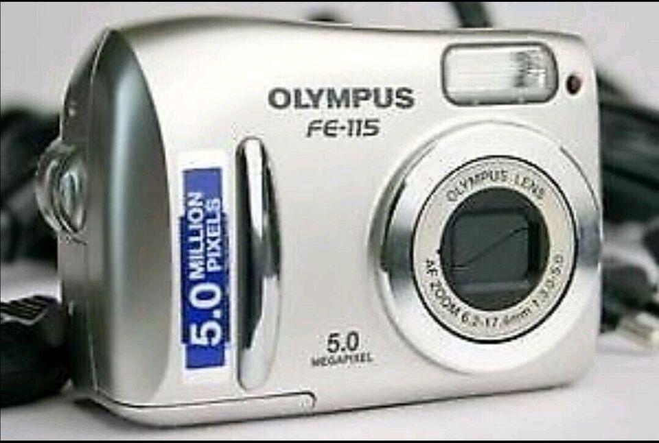 Olympus Olympus, spejlrefleks