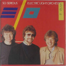 """7"""" Single - Electric Light Orchestra - So Serious - s599 - washed & cleaned"""