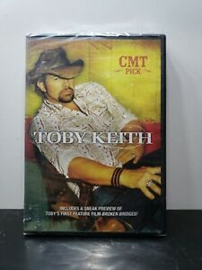 Toby-Keith-Exclusive-Live-Acoustic-Bonus-DVD-NEW-Sealed