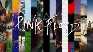Details about Echoes the best of Pink Floyd Back Catalogue Album Cover  Canvas Art Poster Print