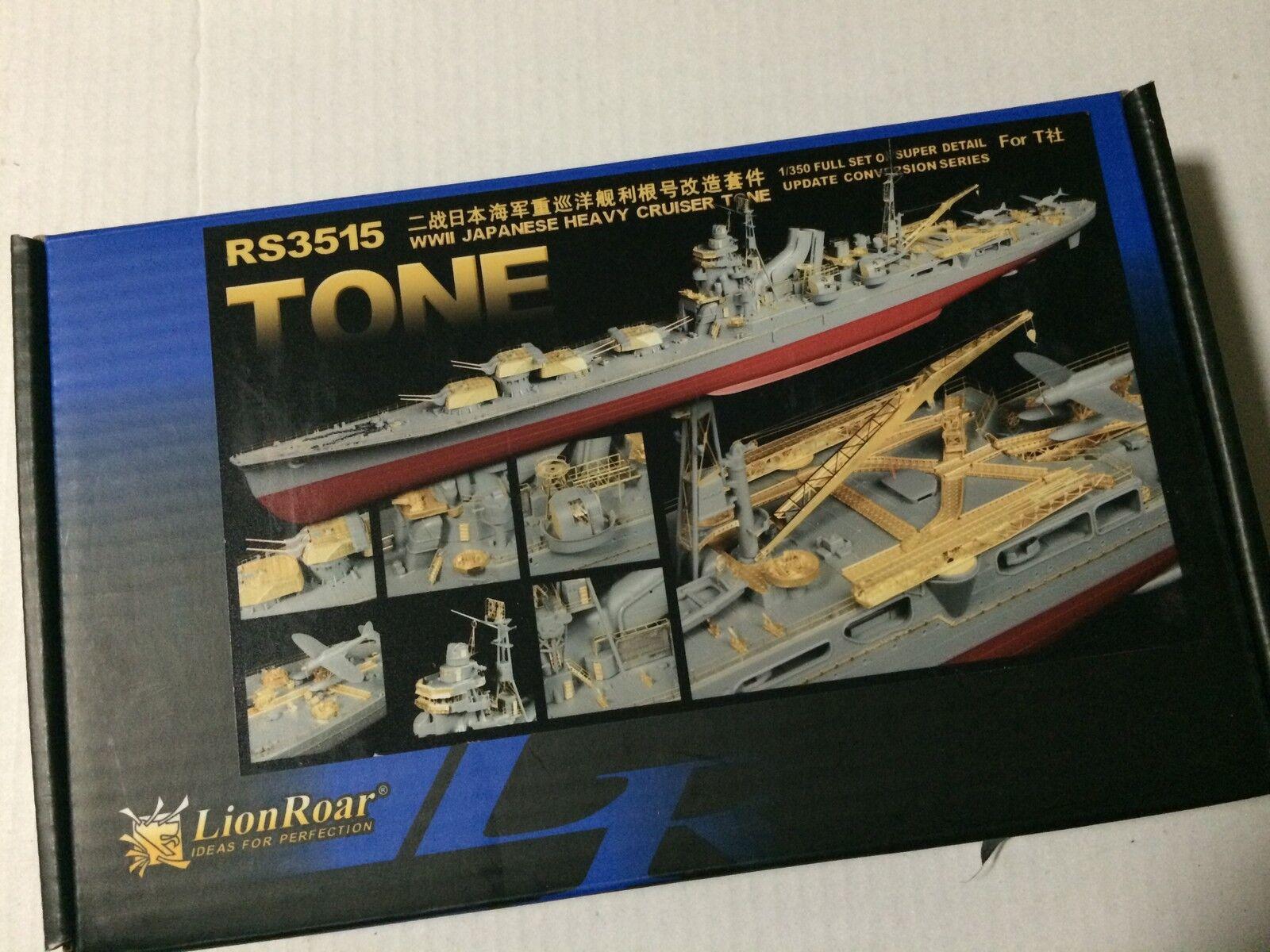 Lionroar 1 350 RS3515 IJN heavy cruiser Tone for Tamiya