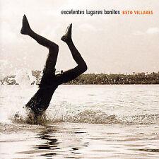 Beto Villares : Excelentes Lugares Bonitos CD (2004) PROMO