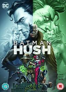 BATMAN-HUSH-DVD-Region-2