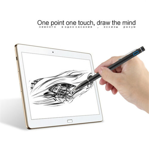 Pen Active Stylus Capacitive Touch Pencil For Phones Tablets K838 Rechargeable