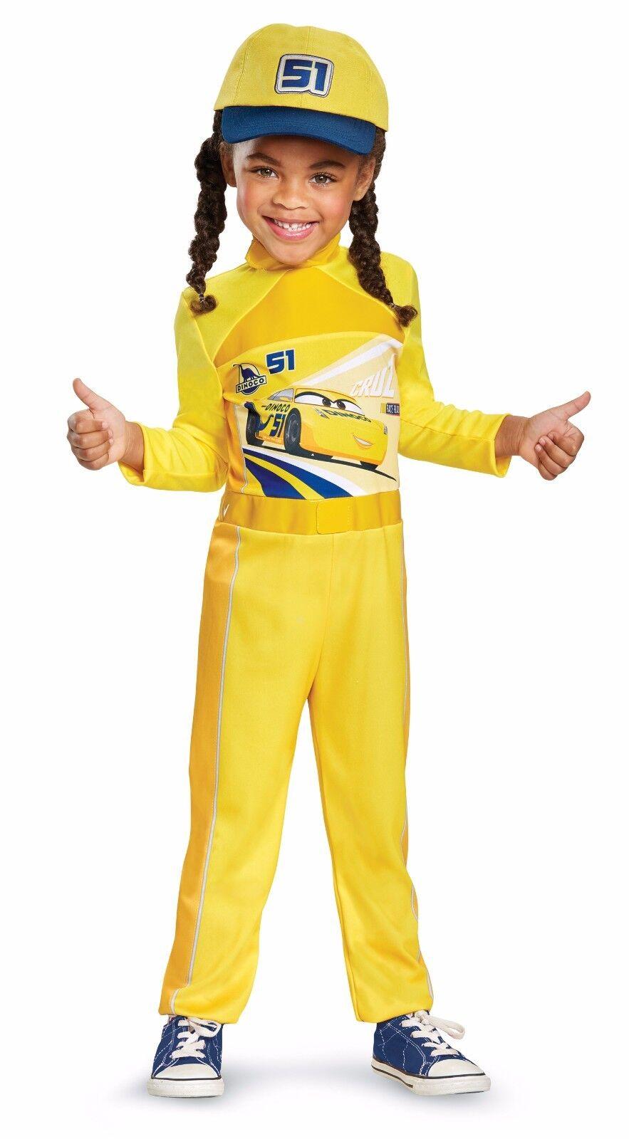 Disney Cars - Cruz Classic Toddler Costume