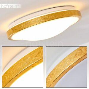 LED Bade Zimmer Beleuchtung Gold Design Decken Leuchten Bad Lampen Wohn Schlaf