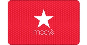 25 50 100 250 500 Macy S Physical Gift Card Free 1st