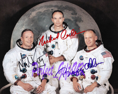 APOLLO-11-ARMSTRONG-ALDRIN-COLLINS-SIGNED-AUTOGRAPHED-10X8-REPRO-PHOTO-PRINT