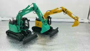 Rare-Diecast-Model-Gift-ROS-1-50-KOBELCO-ED160BR-5-Ultra-Small-Round-Excavator