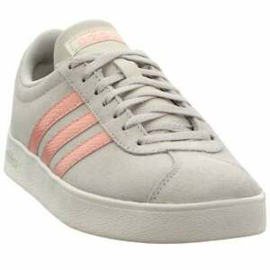 adidas-VL-Court-2-0-Sneakers-Casual-Pink-Womens