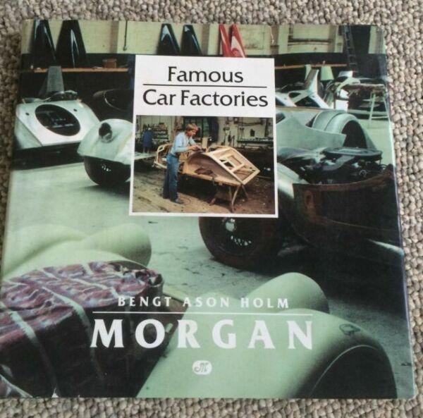 Famous Car Factories Ser.: Morgan Famous Factory Series