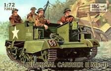 Universal carrier II Mk II (canadese, British & Smalto MARCATURE) 1/72 IBG