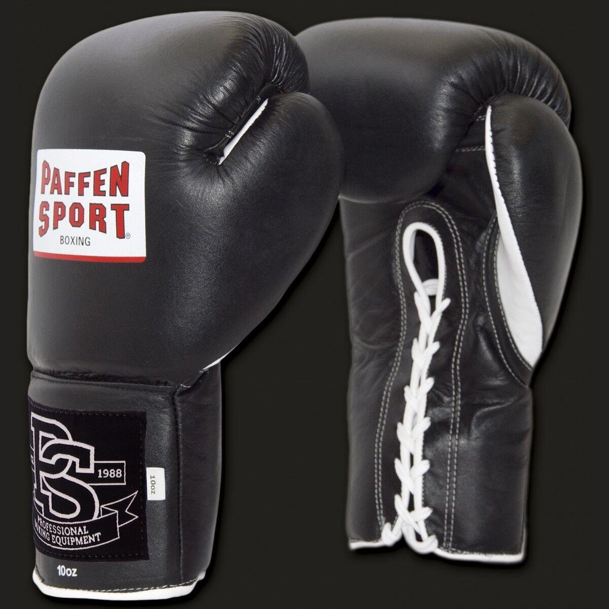 PRO CLASSIC Boxhandschuhe für den Wettkampf, Paffen Sport, Boxen, versch. Farben