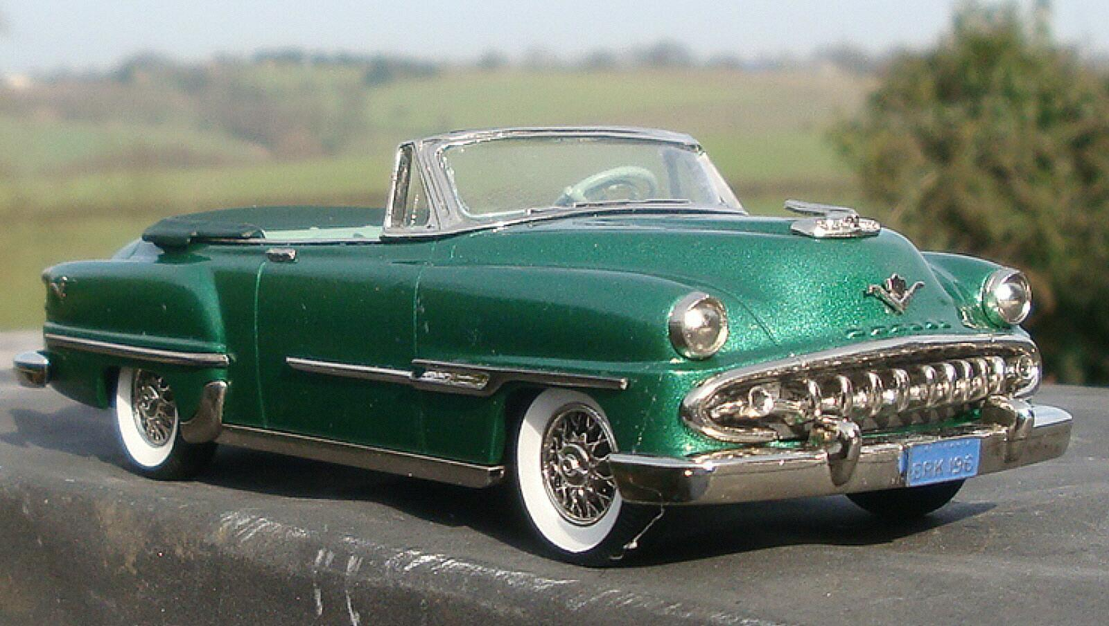 Brooklin Models 1954 De Soto Firedome Congreenible