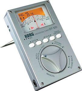 NEW KORG Chromatic Tuner for Orchestra OT-120