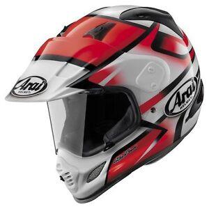 c8db18e6 Arai XD 4 Diamante Red FREE Ship or Dark lens options motorcycle ...