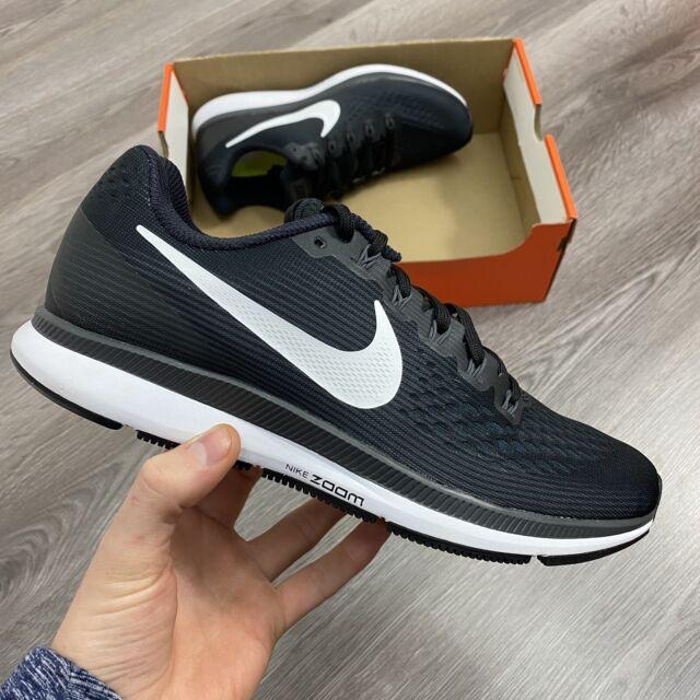 Nike Air Zoom Pegasus 34 Scarpe Da Ginnastica Corsa Nero Taglia UK7.5 US8.5 EUR42