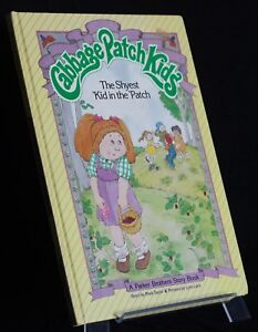 Cabbage-Patch-Kids-THE-SHYEST-KID-IN-THE-PATCH-1984-Parker-Brothers-Story-Book