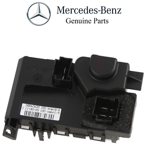 Genuine Blower Motor Control Module A//C Fan Resistor Regulator For Mercedes CL S