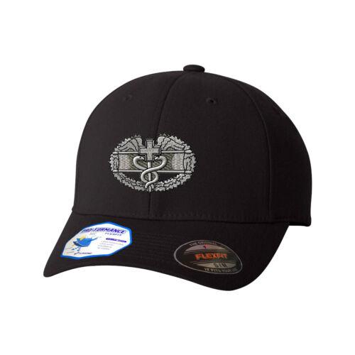 Combat Medic Badge Flexfit® Pro-Formance® Embroidered Cap Hat