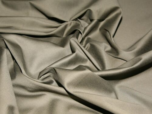 C6345-M Plain Stretch Cotton Dress Fabric