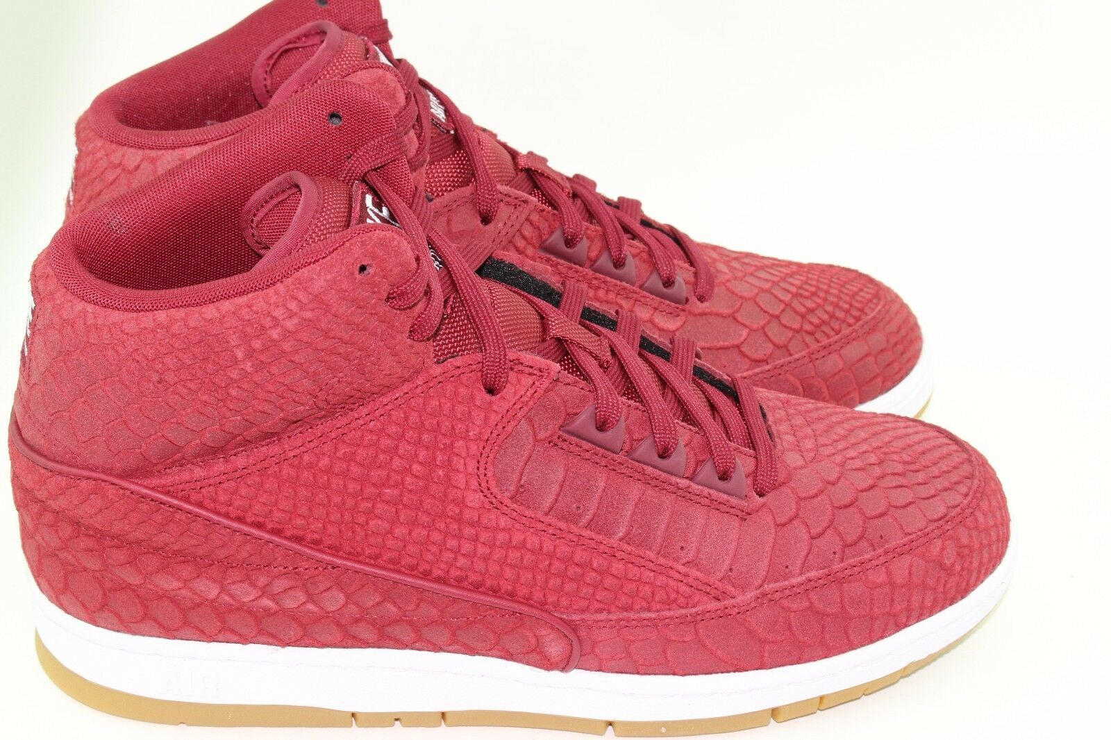 Nike air huarache deriva Uomo ah7334-500 white feroce viola le scarpe verdi 8