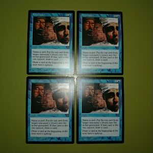 Foreshadow-x4-Visions-4x-Playset-Magic-the-Gathering-MTG