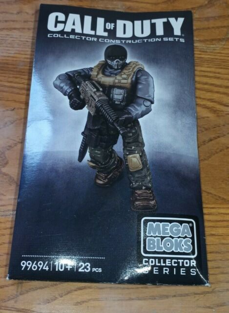 Call Of Duty Ghost - Walmart Exclusive Mega Bloks Action Figure 99694