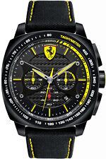 Scuderia Ferrari Uhr Uhren Herrenuhr Chronograph 0830165 Aro Evo Armbanduhr NEU