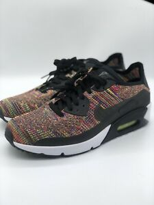 Details about New Nike Mens Air Max 90 Ultra 2.0 Flyknit Multicolor 875943 002