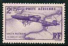 France Air Mail 1934 Sc#C7, Bleriot's Monoplane, MNG