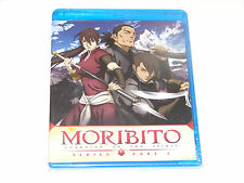 Moribito: Guardian of the Spirit Series Part 1 [Blu-ray]   Brand New!