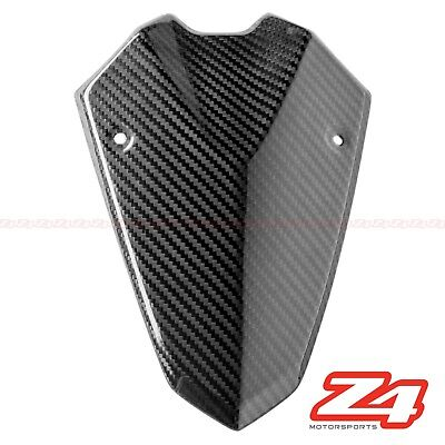 2014-2016 Z1000 Upper Front Nose Windshield Screen Fairing Cowling Carbon Fiber