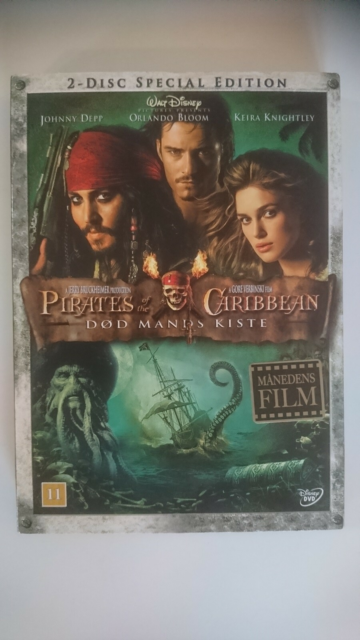 Pirates Of The Caribbean - Død Mands Kiste, instruktør Gore…