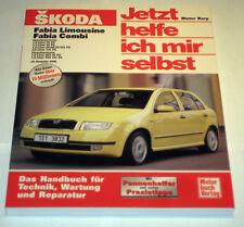 Reparaturanleitung Skoda Fabia I, Baujahre 1999 - 2007
