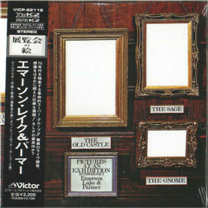EMERSON-LAKE-PALMER-PICTURES-EXIBITION-JAPAN-MINI-LP-CD-OBI-NEUF-VICP-62116
