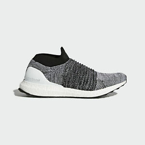 b7401a7d51d Image is loading ADIDAS-UltraBOOST-Laceless-034-OREO-034-Primeknit-BB6141-