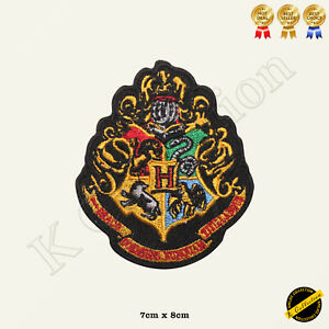 Harry-Potter-Hogwarts-Embroidered-Iron-On-Sew-On-Patch-Badge-For-Clothes