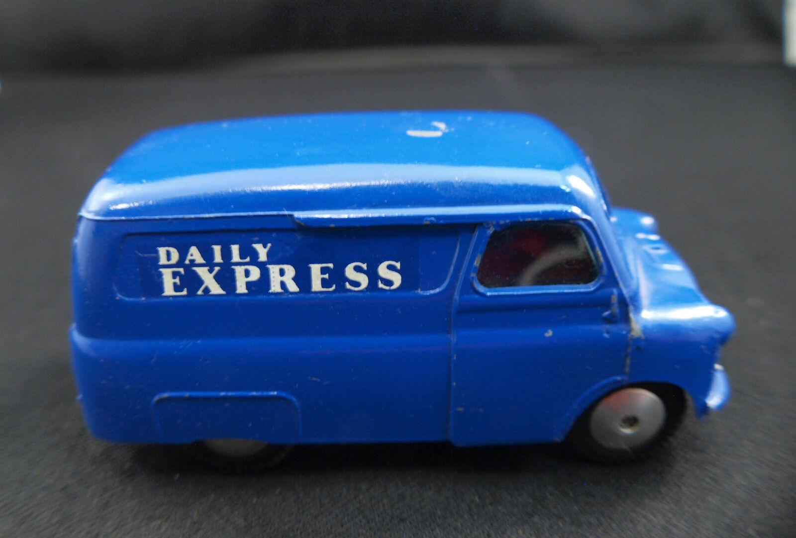 Corgi 403 van Bedford van utiliecon Daily Express, versión antigua