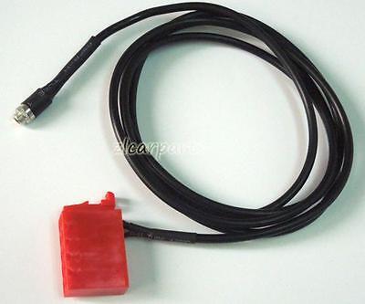 Original Blaupunkt Aux 2-AUX-IN//Line-in Câble Adaptateur Sur Cinch//ISO 10 broches