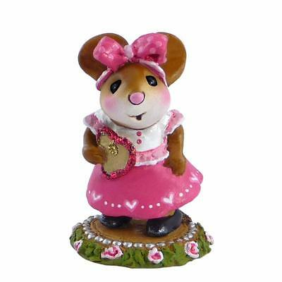 Wee Forest Folk Love You Wff M 331b Ltd Valentine Mouse 2014 Ebay
