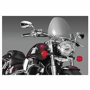 New-National-Cycle-SwitchBlade-Shorty-Windshield-Tint-N21906-Honda-Yamaha-Suzuki