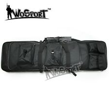 """38"""" Tactical Military Hunting Heavy Duty Gun Rifle Carrying Case Bag Backpack"""
