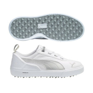 Youth-PUMA-Monolite-Mini-Spikeless-Golf-Shoes-GREAT-FOR-SCHOOL-OR-THE-COURSE