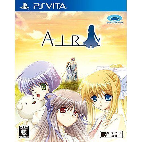 New PS Vita AIR Import Japan