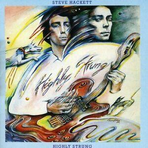 Steve-Hackett-Highly-Strung-2007-Remaster-CD-NEW-SEALED-SPEEDYPOST