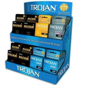 Trojan-Condom-Retail-Variety-Assortment-96-Condoms-Total-FREE-SHIPPING