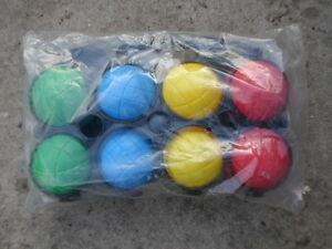 8 French Boules Set  Garden  Beach Game In Carry Case - Christchurch, United Kingdom - 8 French Boules Set  Garden  Beach Game In Carry Case - Christchurch, United Kingdom