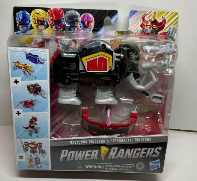 Hasbro Power Rangers Mastodon Dinozord & Pterodactyl Dinozord Action Figures